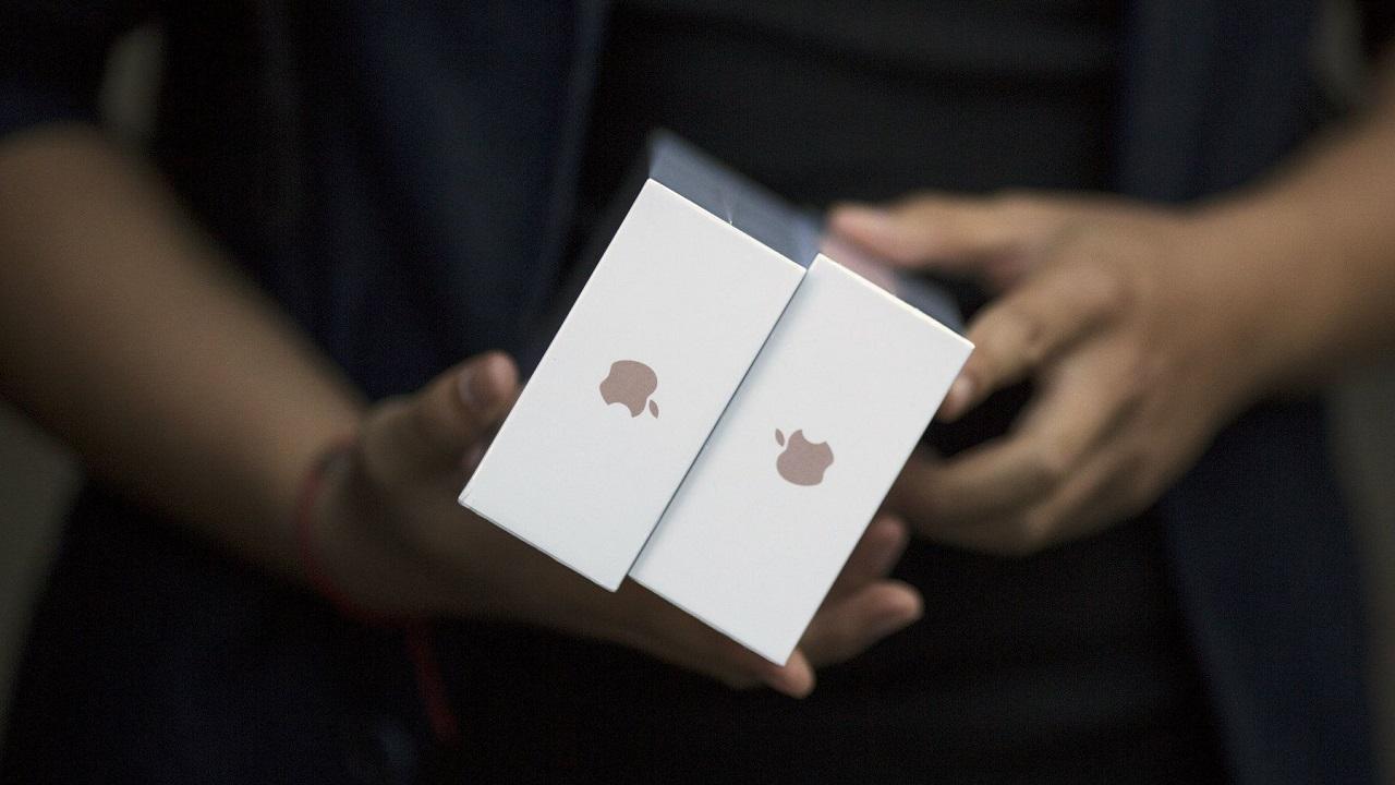 trade in apple в россии