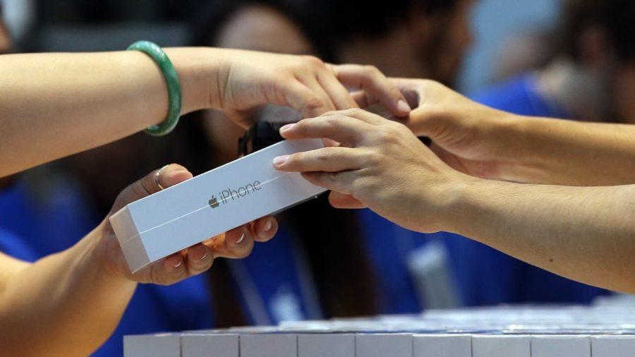 trade in iphone в россии