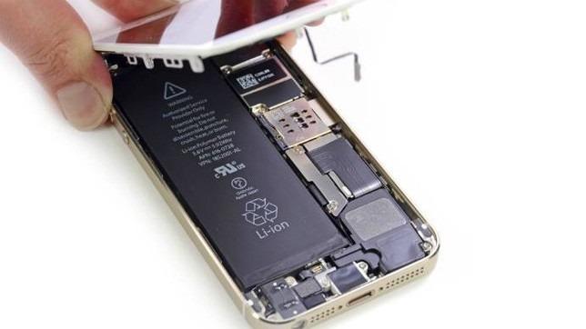 Компоненты iPhone вышли из строя