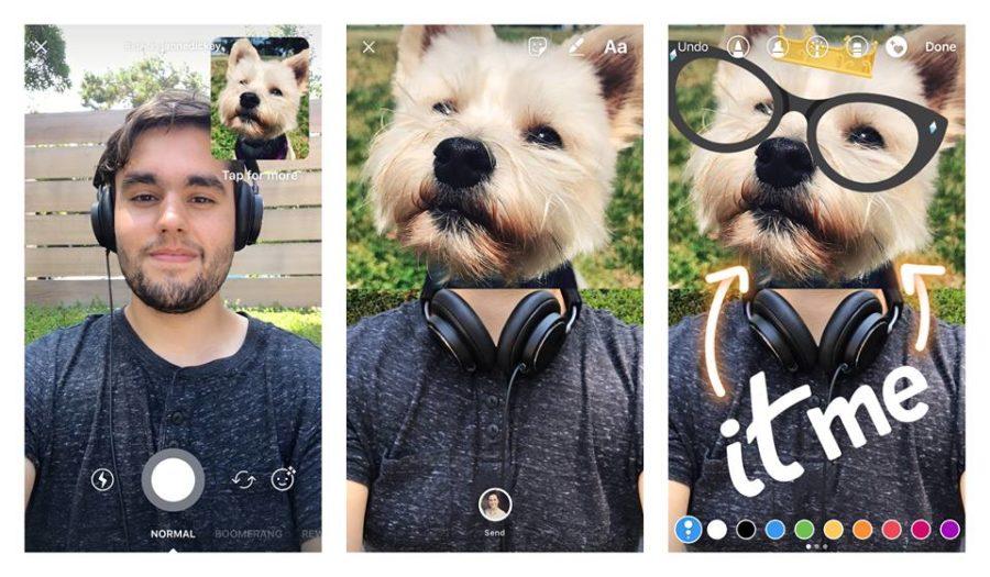 Обновление для Instagram 10.34