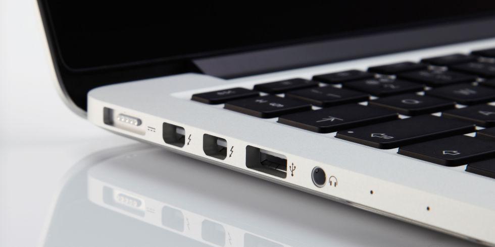 Проблема с USB портом