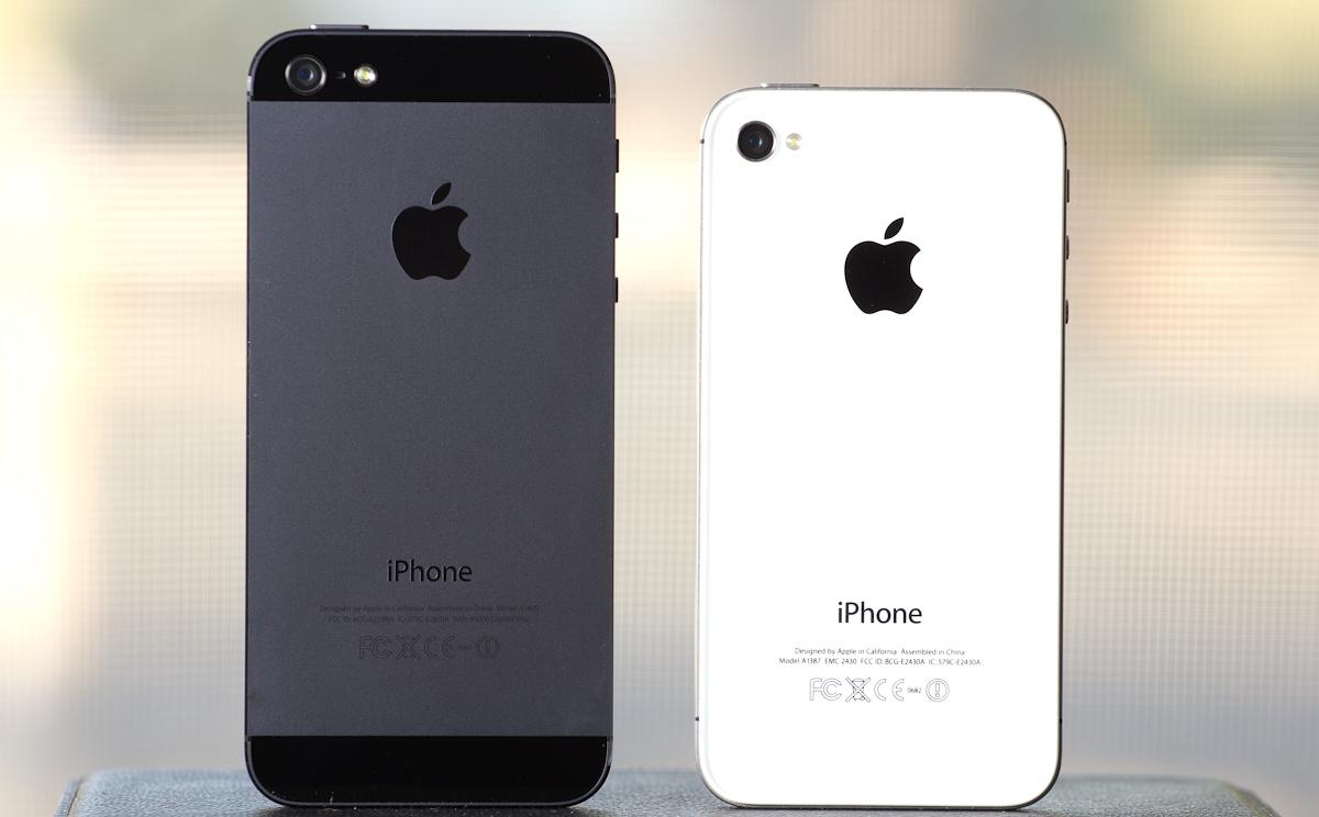 Устаревшие модели iPhone