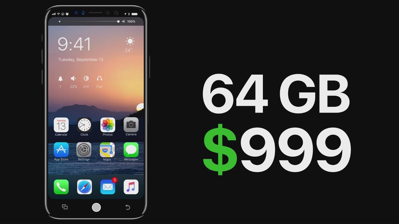 Цена Айфон 8