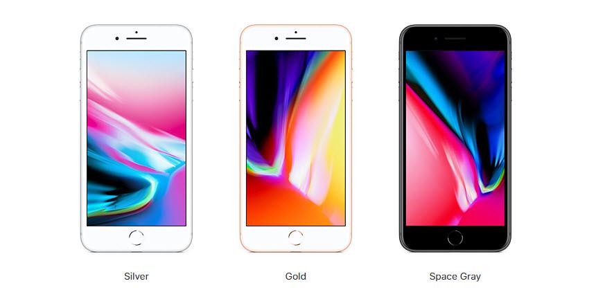 Айфон 8 ПЛЮС все цвета