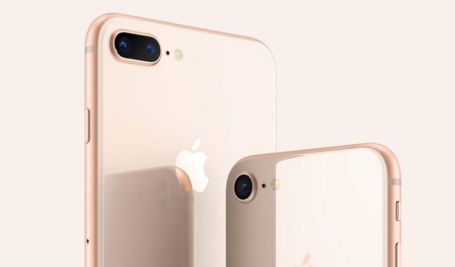 Камера Айфон 8