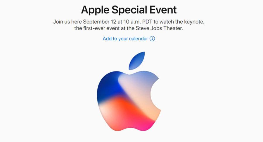 Объявлена дата анонса iPhone 8