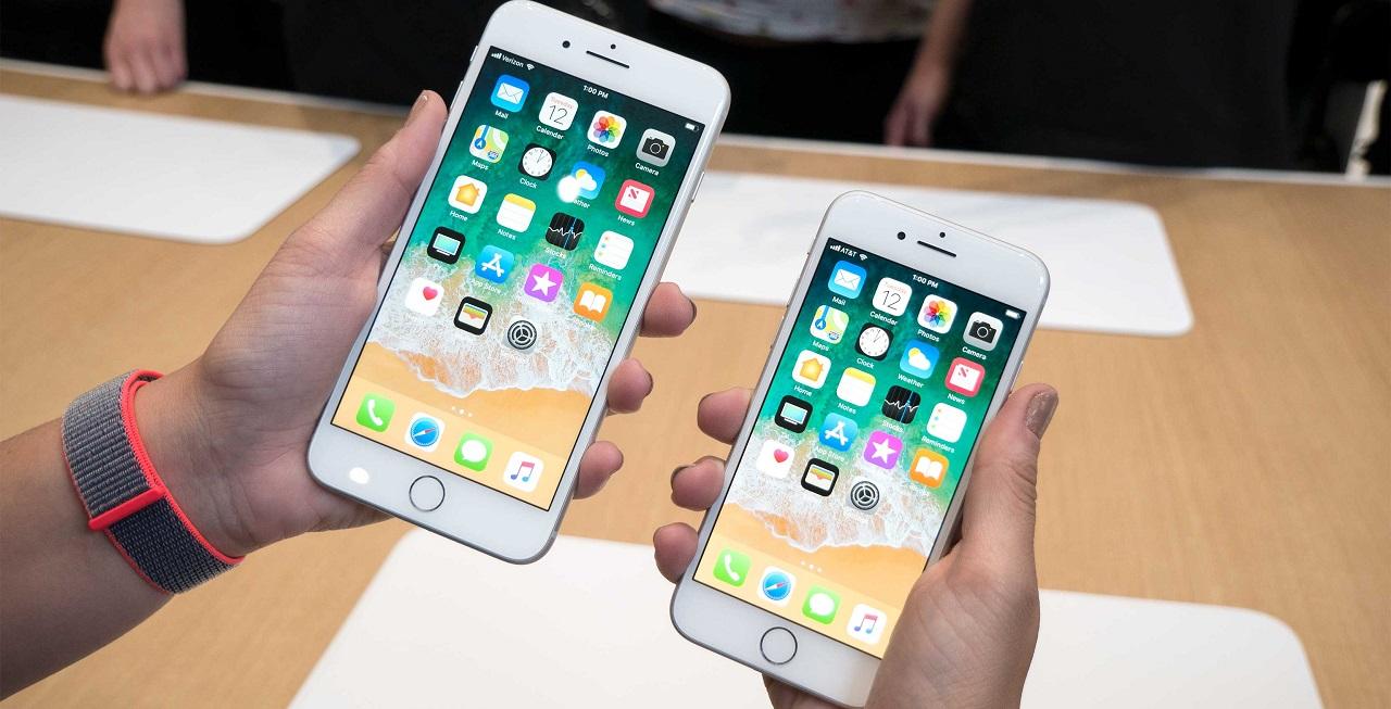 Чем похожи iPhone 7 7 PLUS на iPhone 8 8 PLUS