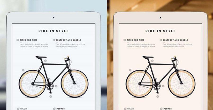 Что такое True Tone в iPhone 8 X и ipad
