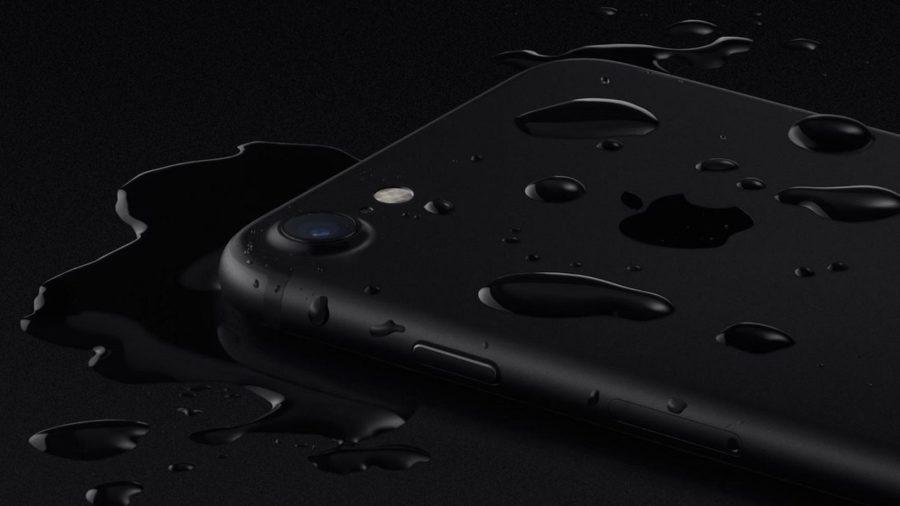 действительно ли айфон 7 водонепроницаемый