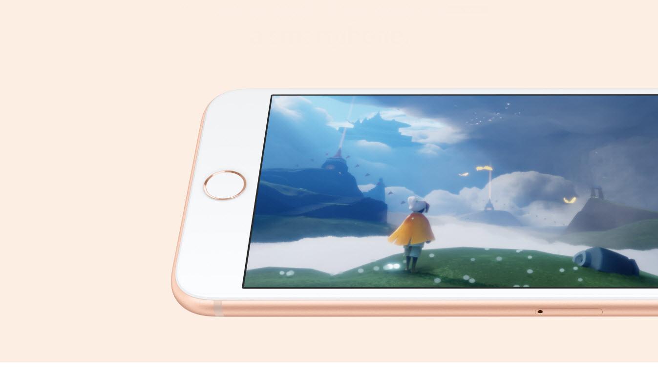 начинка айфон 8