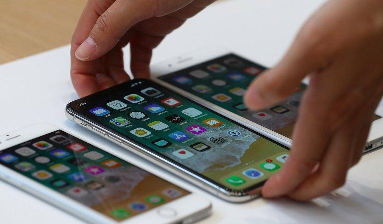 чем отличается iphone 8 8 plus от iphone x