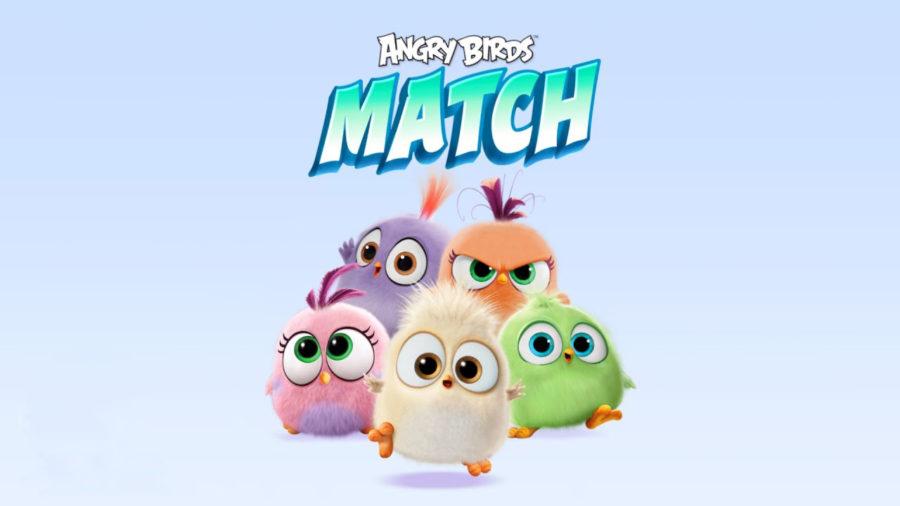 Angry Birds Match на iOS