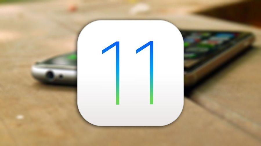 iPhone 6 и iPhone 6 PLUS на iOS 11