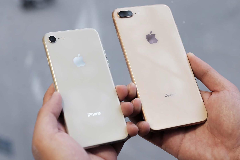 iPhone 8 и iPhone 8 PLUS — какой цвет выбрать