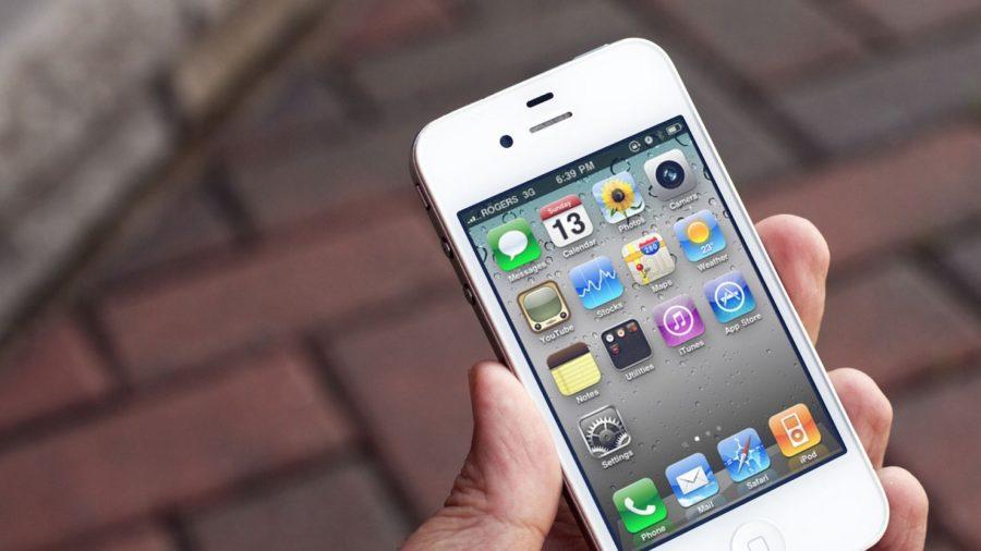 ios 11 на iphone 4