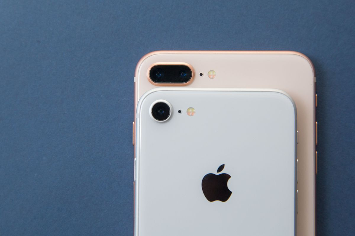 Камера Айфон 8 и Айфон 7