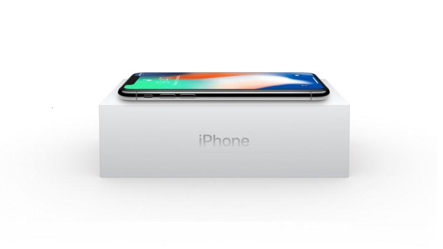 Комплект поставки iPhone X (10)
