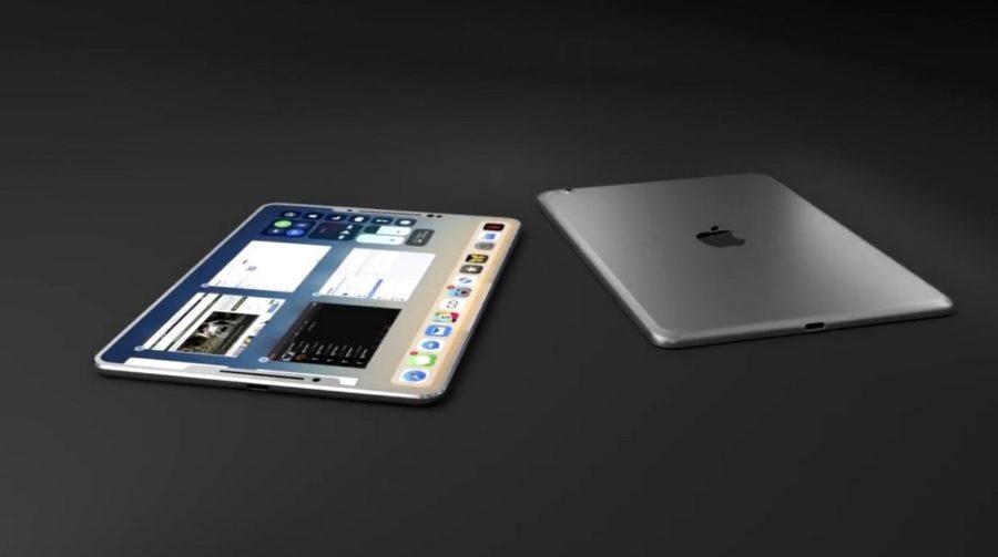 Концепт iPad 2018