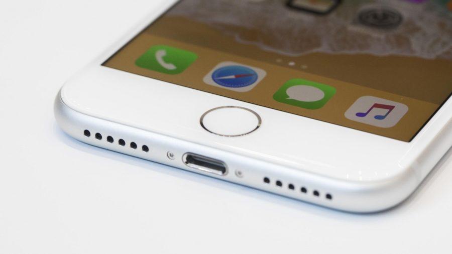 айфон 8 вход для наушников