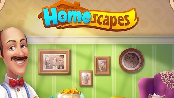 Homescapes скачать на iOS