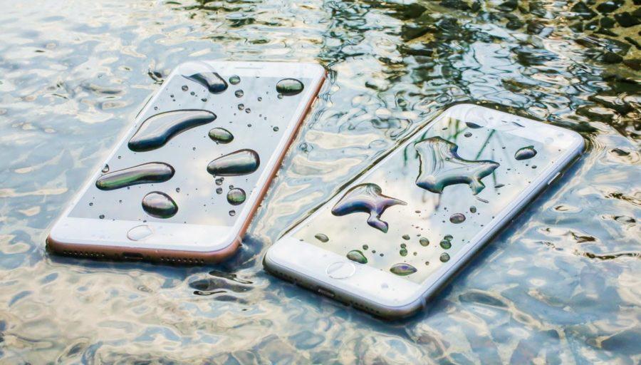 Водонепроницаемый ли iPhone 8 и iPhone 8 Plus