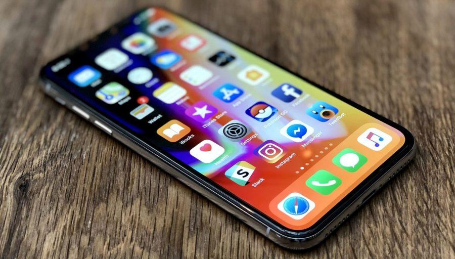 Какая емкость батареи Айфон X (10)