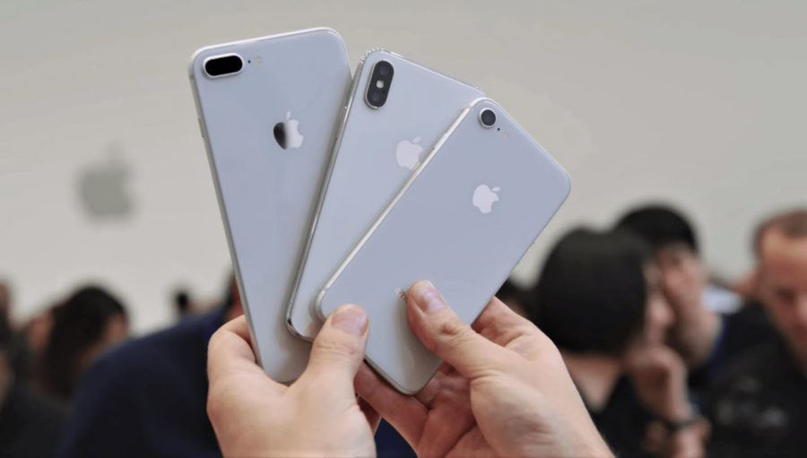 Какой последний iPhone вышел в 2017 году