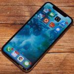 Экран iPhone X (10) не работает на морозе
