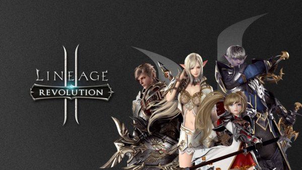 lineage 2 revolution играть на пк