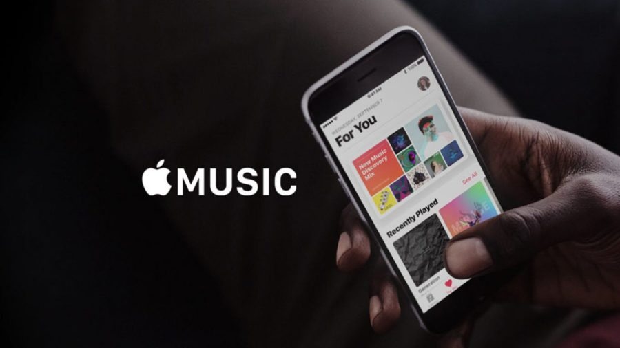 Звездочка в Apple Music