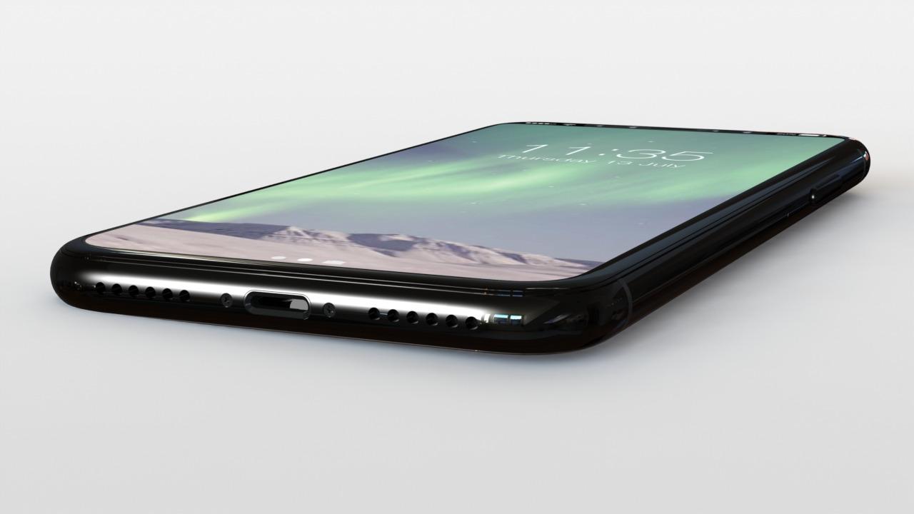Нижняя часть iPhone 10