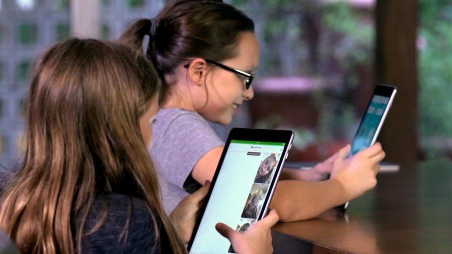 Новый мессенджет для детей от Facebook
