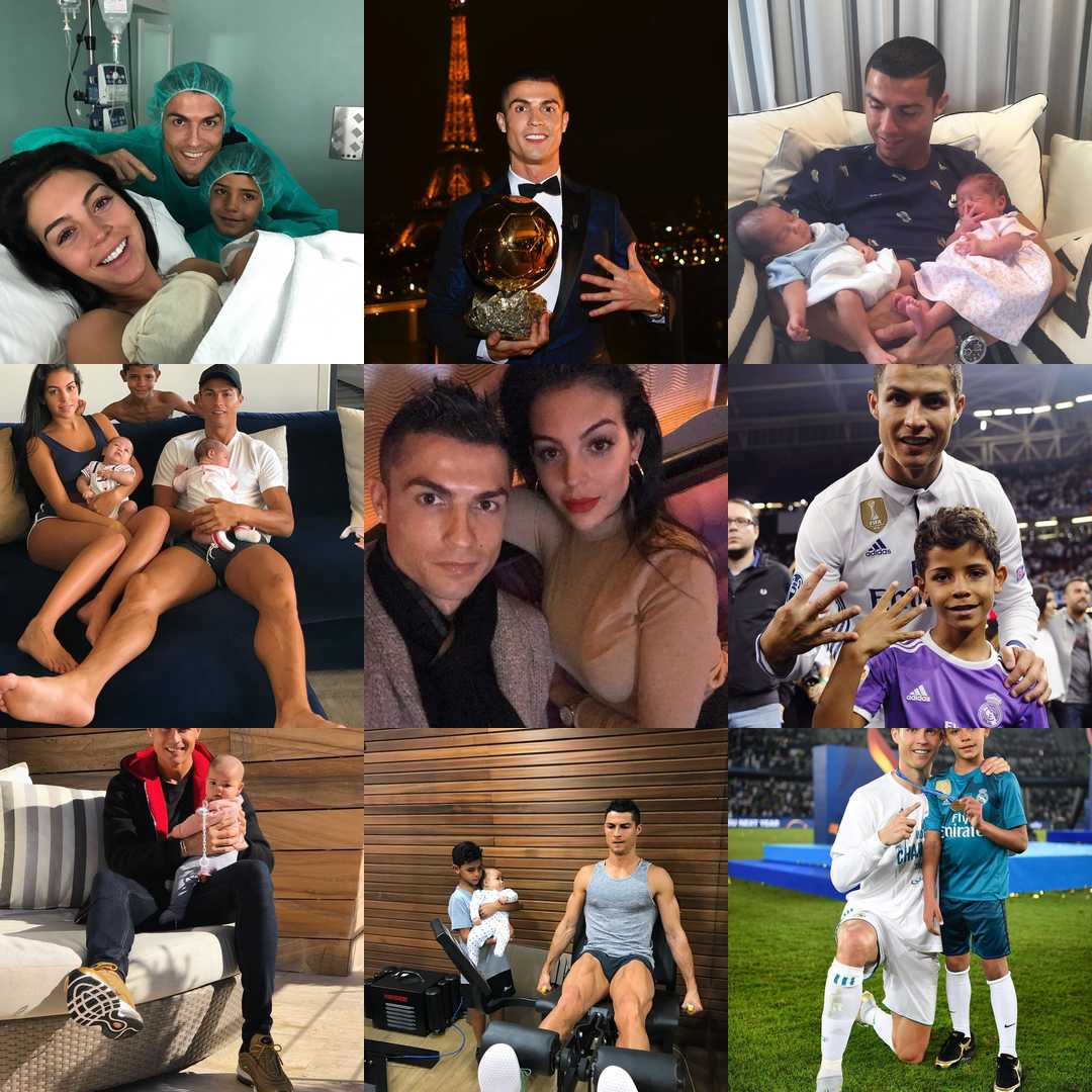 Best Nine Cristiano Ronaldo