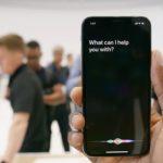Как включить Siri на iPhone X (10)?