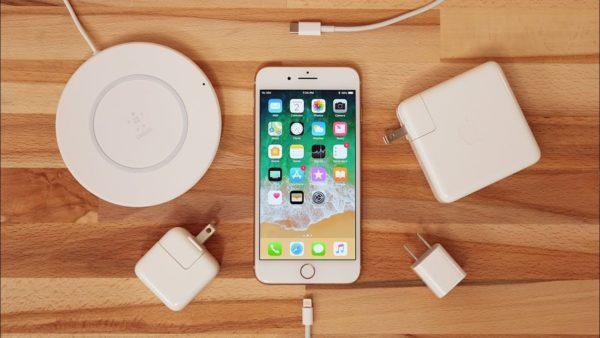 Как заряжать Айфон 8