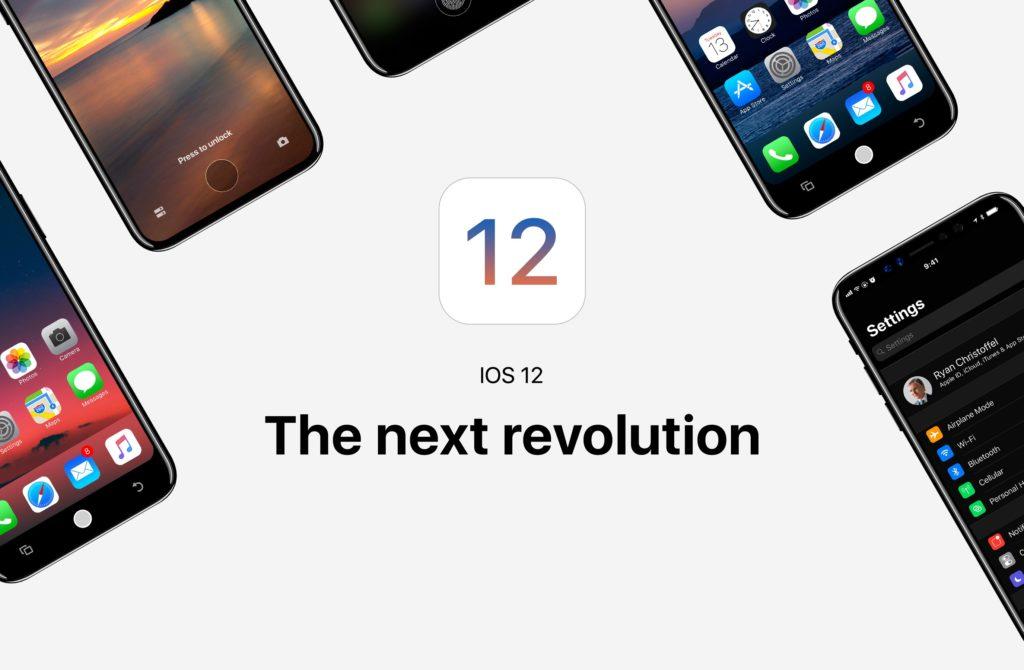 Новые функции iOS 12