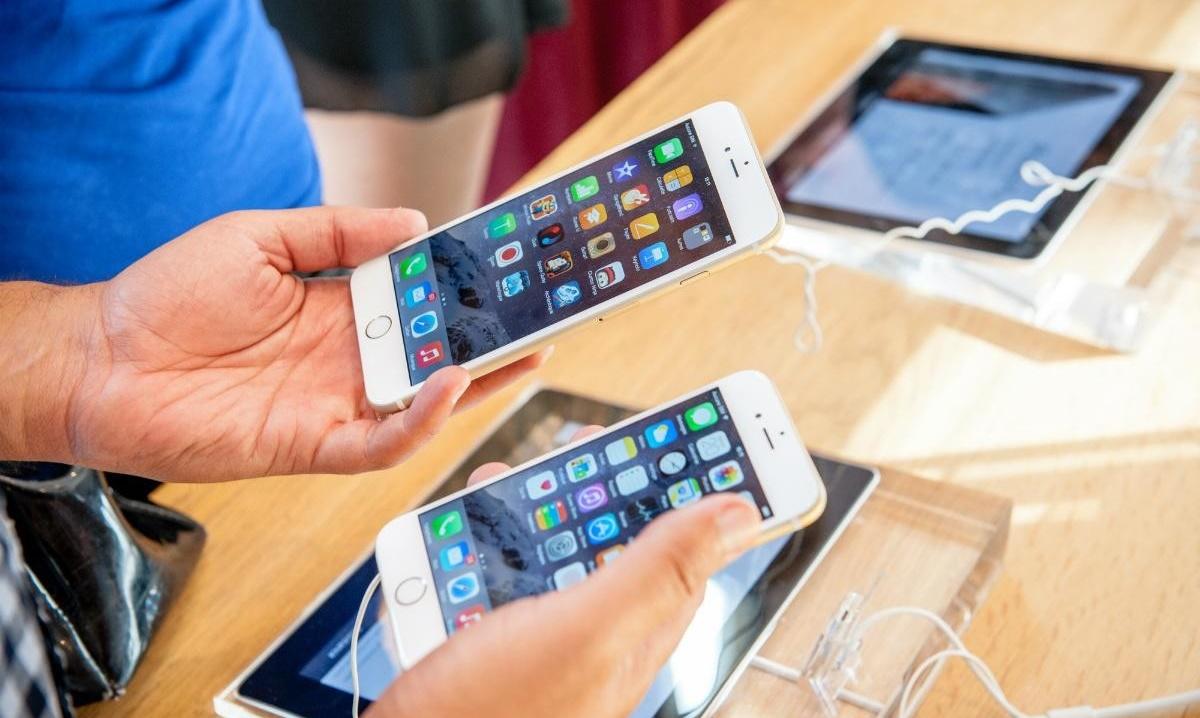 Покупка Айфон 6 в 2018 году