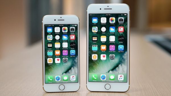 айфоны 7 и 7 плюс в 2018 году
