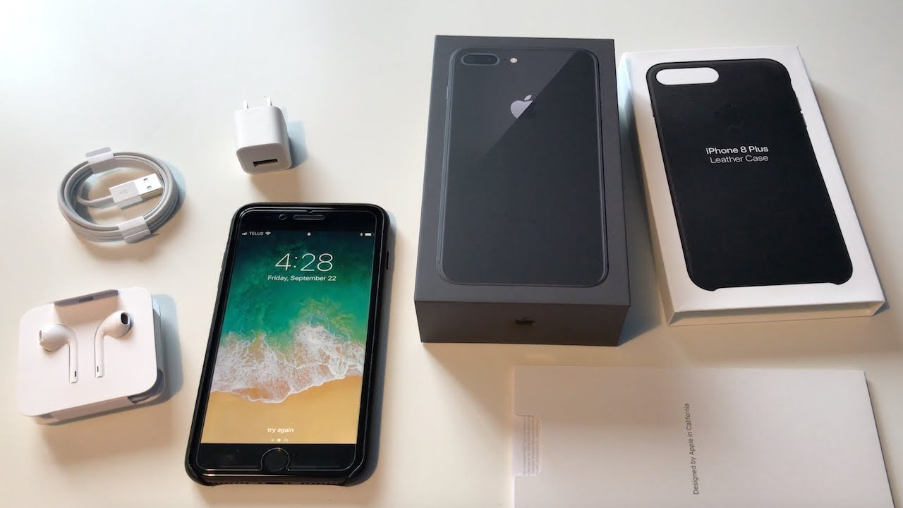 как правильно заряжать новый iphone 8