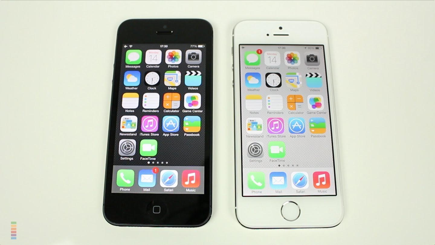 iPhone 5 and iPhone 5S Performance