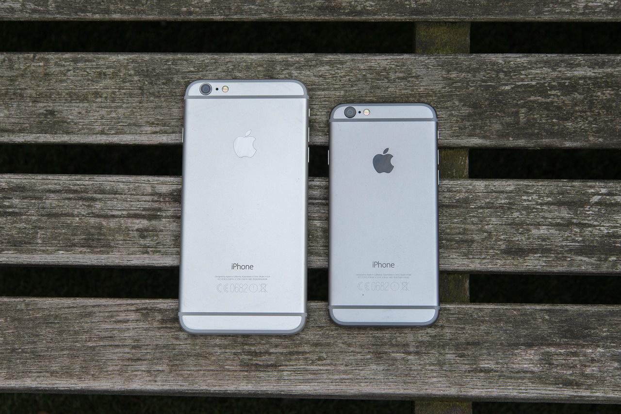 iPhone 6 and iPhone 6 Plus Design