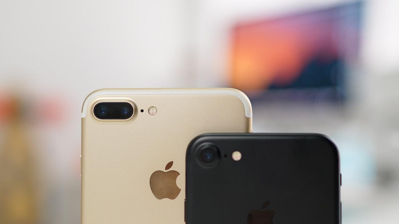 iPhone 7 and iPhone 7 Plus Camera