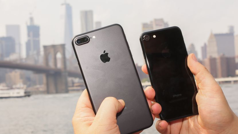 iPhone 7 and iPhone 7 Plus Design