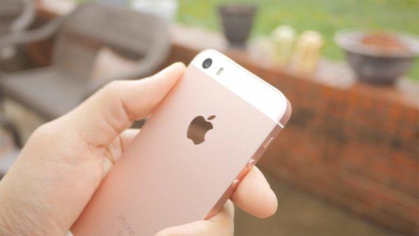 iPhone SE 2 не получит новый дизайн