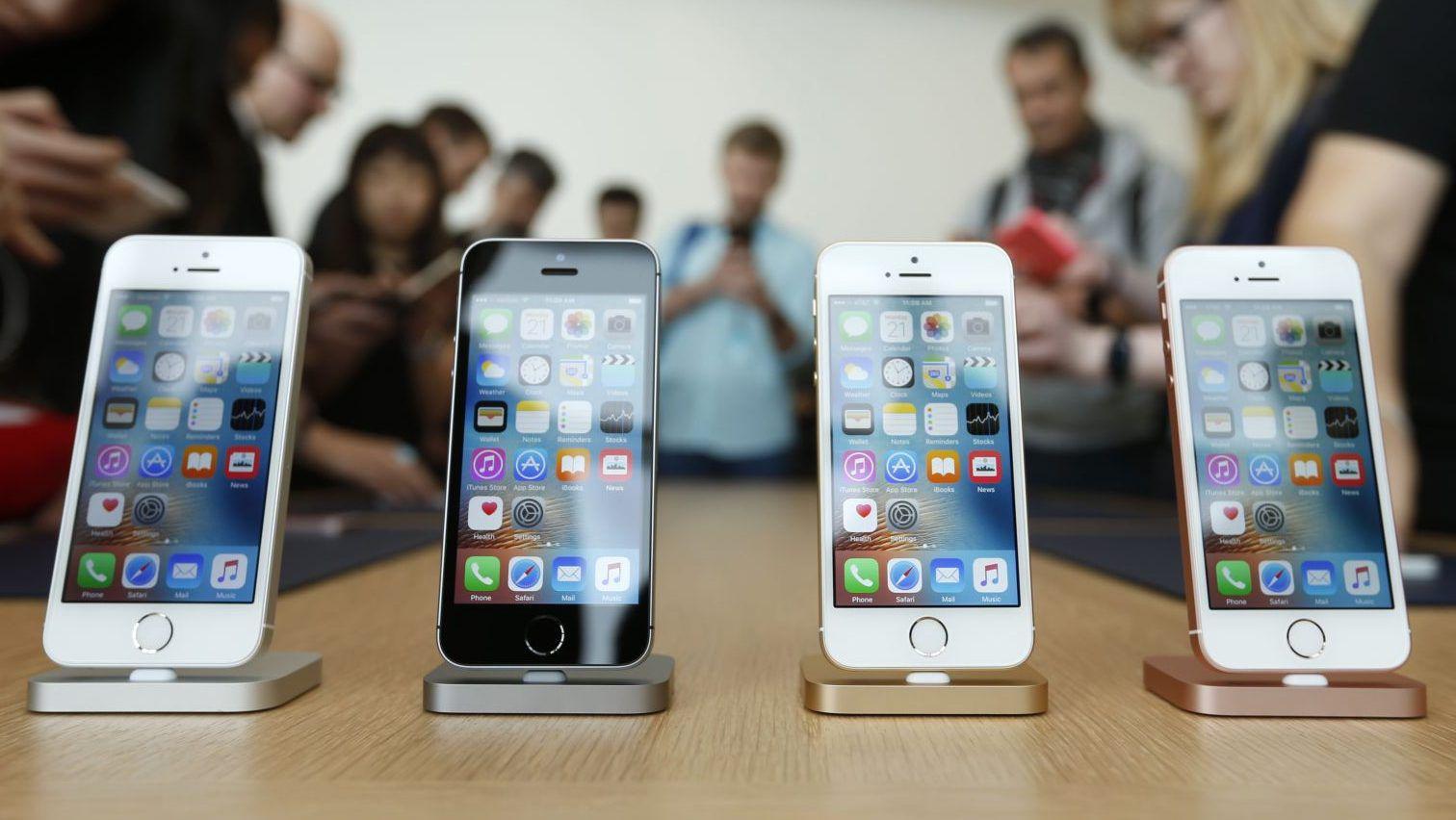 iPhone SE Design