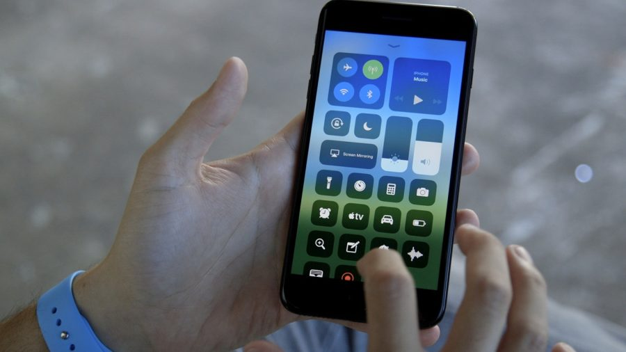 ios 11 на айфон 5