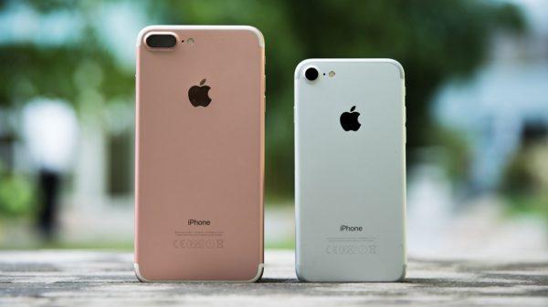 Восстановленные iPhone 7 и iPhone 7 Plus