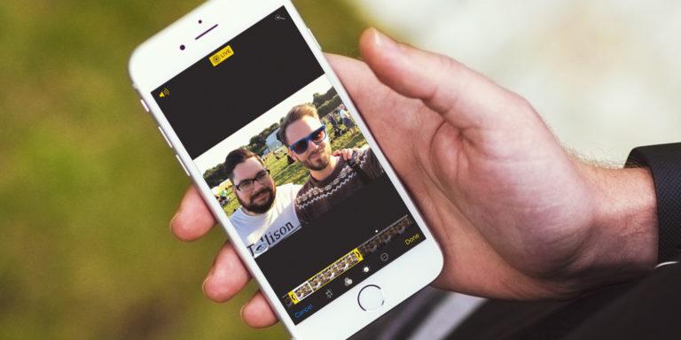 Как сделать лайф фото на айфоне 6 с