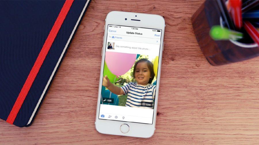 как включить живые фото на айфон 5s, 6, 6 plus