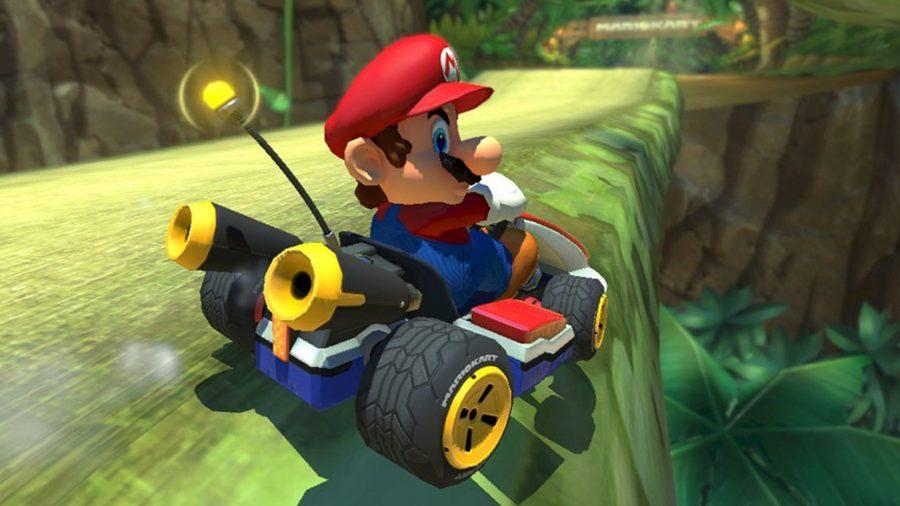 Mario Kart выйдет на смартфоны